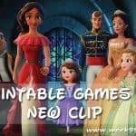 New Printable Games and Clip from Elena and the Secret of Avalor