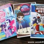 Win the Top Hasbro Shows on DVD!