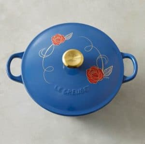 Le Creuset beauty and the beast