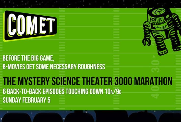 CometTV Mystery Science Theater 3000 Marathon