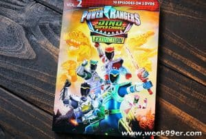 Power Rangers Dino Super Charge Extinction Volume 2 Now on DVD!