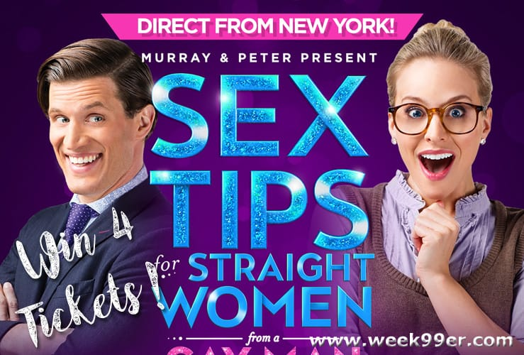 Sex tips for a Straight Women from a Gay Man at City Theater in Detroit