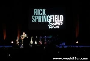Rick Springfield and Richard Marx Come to Detroit for a Night of Soft Rock