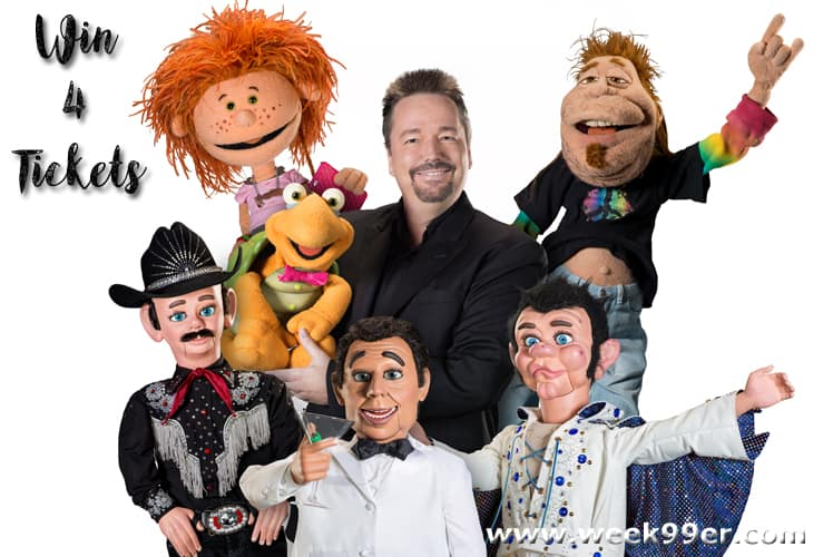 terry fator ticket giveaway