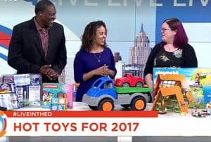 Preview the Hottest new Toys from the New York Toy Fair! #LiveintheD #tfny