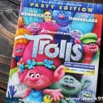 Dance Sing and More with the Trolls Party Edition on Blu-Ray and DVD