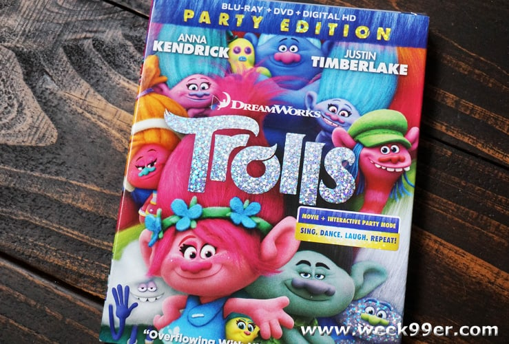 Dance Sing And More With The Trolls Party Edition On Blu Ray And Dvd 38 items found from ebay international sellers. trolls party edition on blu ray and dvd