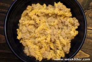 Homemade Turkey Stroganoff Skillet Recipe