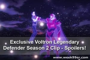 Exclusive Voltron Legendary Defender Season 2 Clip – Spoilers!