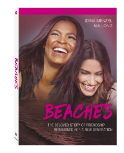 beaches dvd release 2017