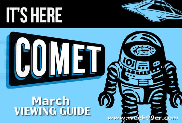 COMET TV MARCH VIEWING GUIDE