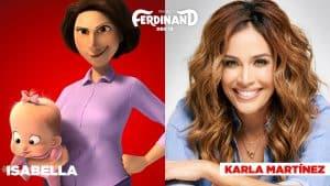 Ferdinand Characters