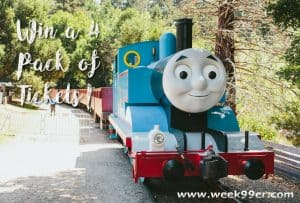 Win a 4 Pack of Tickets to Day Out with Thomas: The Friendship Tour 2017 at Greenfield Village + Activity Sheets #DayOutWithThomas