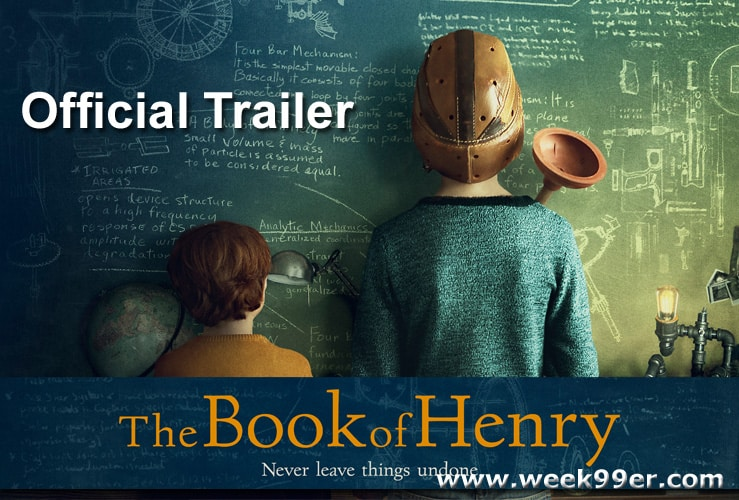 book of henry trailer