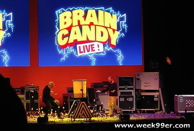 brain candy live review