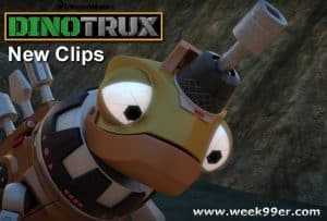 DinoTrux Season 4 – All New Clips! #dinotrux