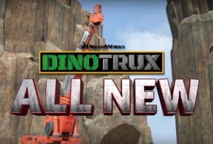 Watch the All New DinoTrux Season 4 Trailer! #dinotrux