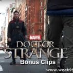 Doctor Strange Benedict Cumberbatch Bonus Clips #DoctorStrange