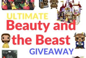 Enter the Ultimate Beauty and the Beast Giveaway! #BeautyandTheBeast #BeOurGuest #TheHoppingBloggers
