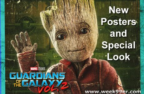 New Character Posters and Special Look for Guardians of the Galaxy Vol 2! #GotGVol2