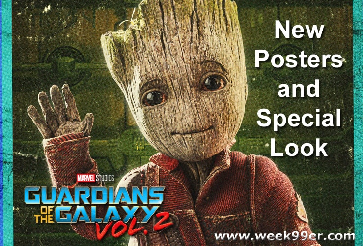 guardians of the galaxy vol 2 special look