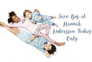 Save Big at Hannah Andersson Today Only with this Exclusive Code!
