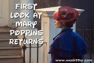 First Look at Mary Poppins Returns #MaryPoppins