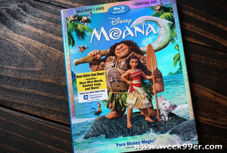 moana dvd review