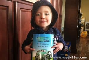 monster trucks personalized book review