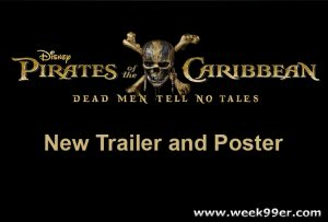 Pirates of the Caribbean Dead Men Tell No Tales – New Trailer and Poster! #PiratesLife #PiratesOfTheCaribbean