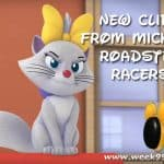 New Clips from Mickey and the Roadster Racers