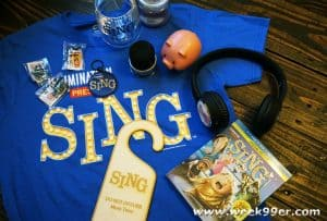 sing bluray review