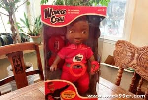 wonder crew doll review