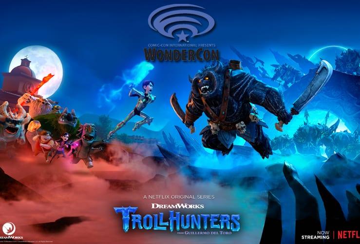 wondercon panel info voltron trollhunters