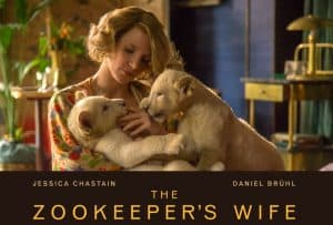 zookeeper wife Clips and Featurettes