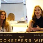Bringing The Zookeeper's Wife to Life – An Interview with Jessica Chastain and Niki Caro #TheZookeeperswife