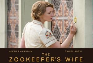 Learn More About the Amazing Light in the Darkness When You See The Zookeeper's Wife in Theaters! #thezookeeperswife