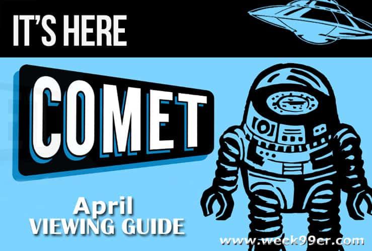 COMET TV april 2017 viewing guide