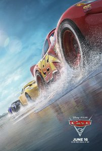 Cars3 movie poster