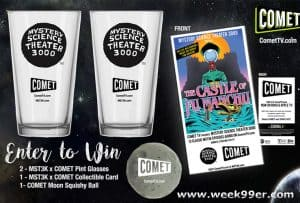 Enter to Win a Mystery Science Theater 3000 Prize Pack!
