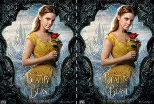 Beauty and the Beast Printable Games + Clip #BeOurGuest #BeautyAndTheBeast