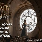 Beauty and the Beast Sing-Along is Now in Theaters #beourguest #beautyandthebeast