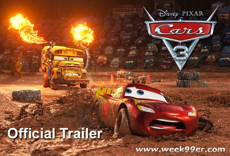 Disney Cars  Trailer Youtube