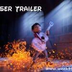 Disney·Pixar's COCO Teaser Trailer #Coco