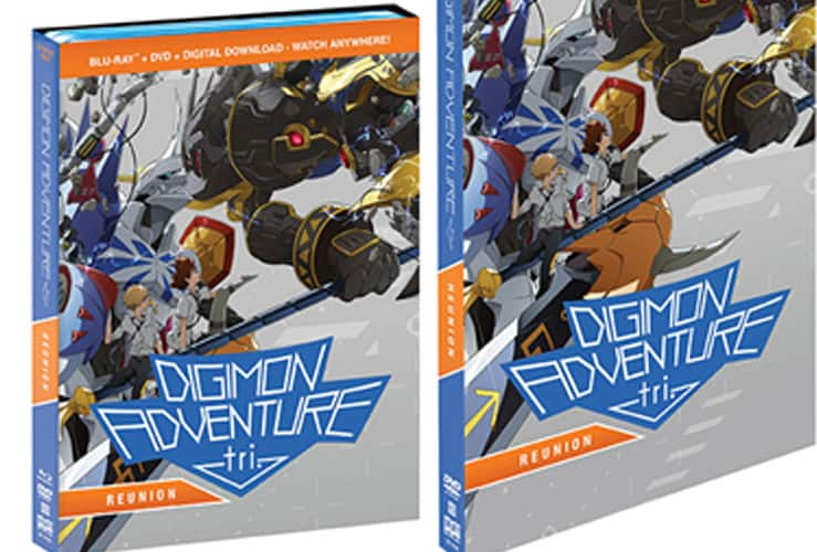digimon adventure DVD Release