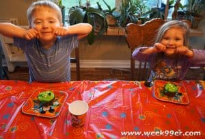 Disney Kids Preschool Party Ideas