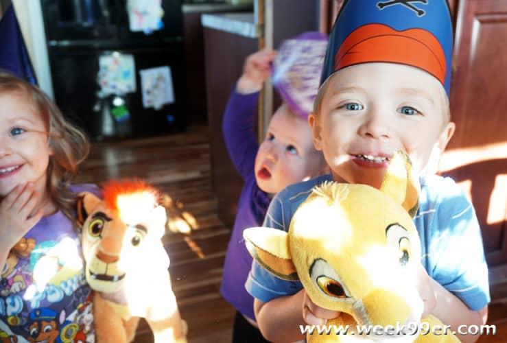 Disney Kids Preschool Party Ideas
