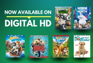 Enter to Win an Easter Digital HD Bundle from Lionsgate!