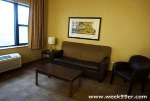 extended stay Midway Chicago review