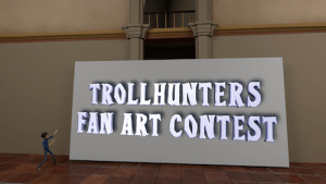 DreamWorks Trollhunters, a Netflix Original Series